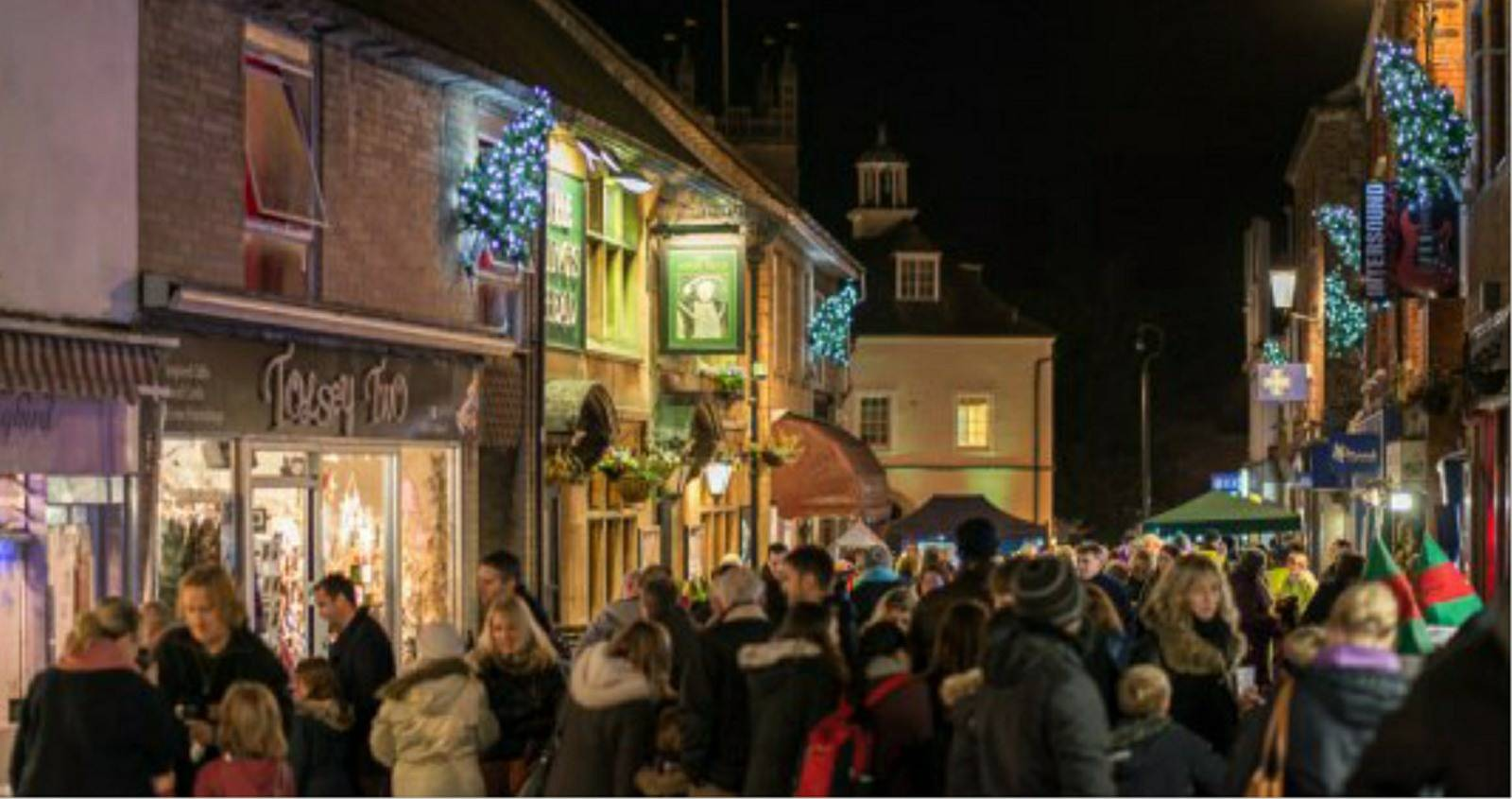 Dursley Christmas Lights