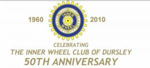 50 years of the Inner wheel Club of Dursley