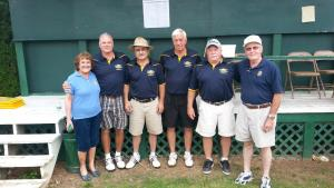 2015 Golf Scramble Winners